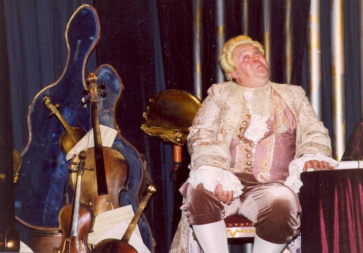 Моцарт и сальери эротика